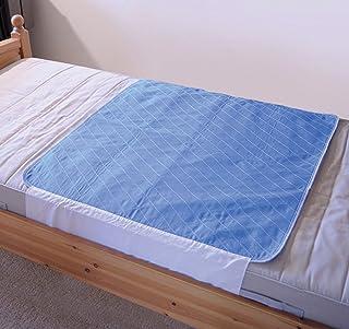 /King 160/x 210/cm 24-Bedding Prot/ège-Matelas imperm/éable/ /Incontinence Care/ /Flanelle Parure de lit Housse 160/x 210/cm/