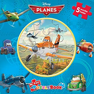 Disney Planes My First Puzzle Book