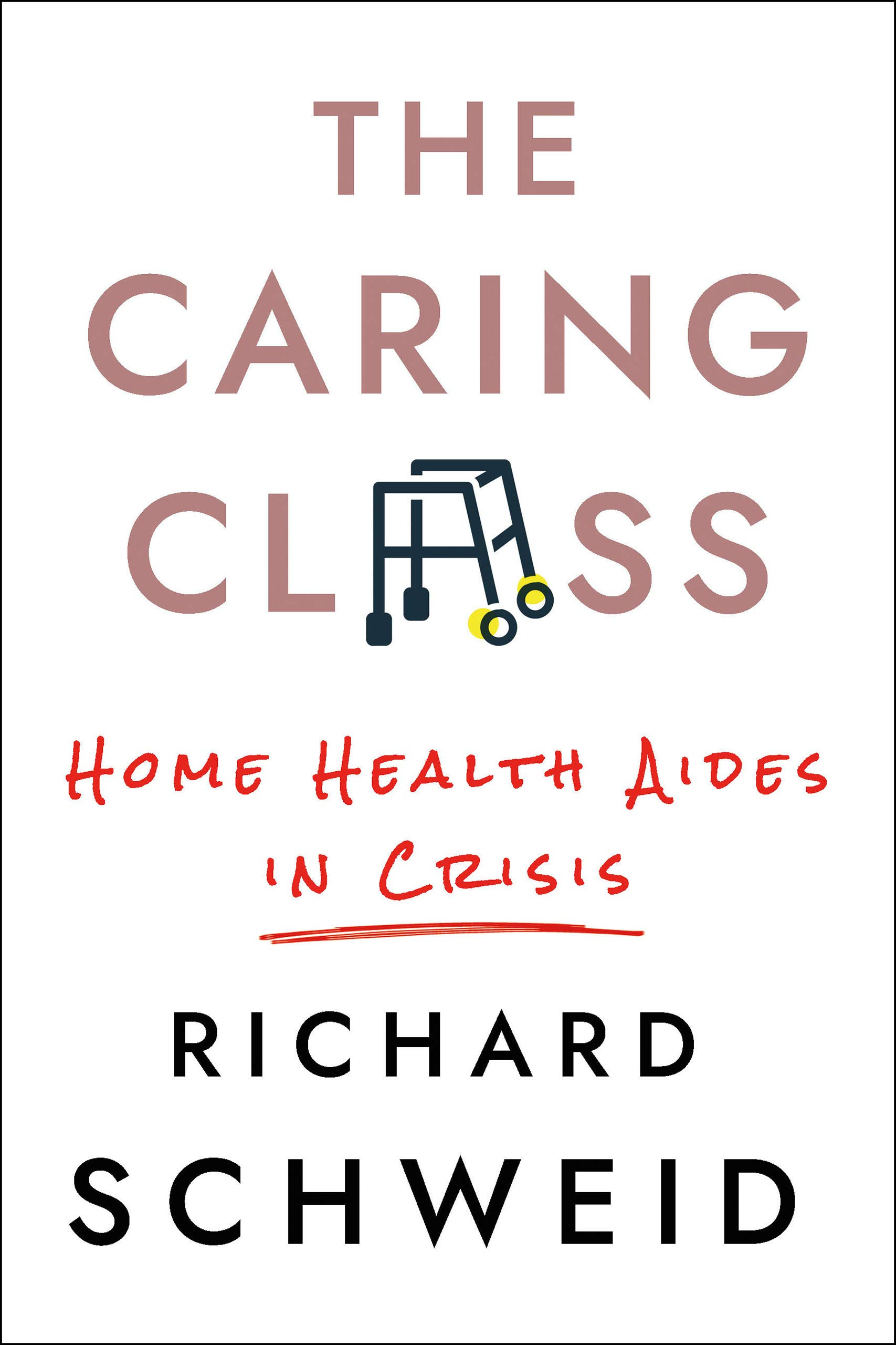 The Caring Class: Home Health Aides in Crisis (The Culture and Politics of Health Care Work)
