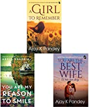 Romantic Bestsellers - A Girl To Remember + You Are My Reason To Smile + You Are The Best Wife: A True Love Story (Set of 3 Books)