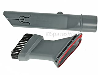 Spares2go 3 in 1 Brush, Crevice & Upholstery Tool For Numatic Henry HVR200 Vacuum Cleaners 32mm