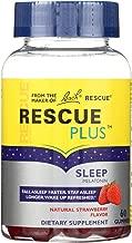 Bach Rescue Sleep Liquid Melts - 60 Count