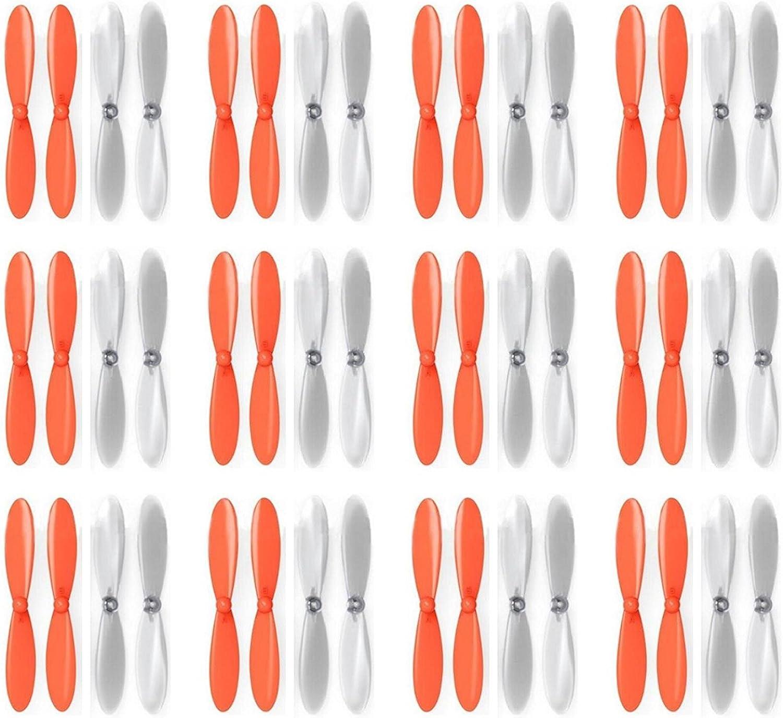 Todo en alta calidad y bajo precio. 12 x Quantity Quantity Quantity of Estes Dart naranja Clear Propeller Blades Props Propellers Transparent - FAST FROM Orlando, Florida USA   alta calidad
