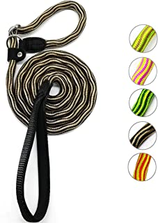 Best rope slip leash for dogs Reviews