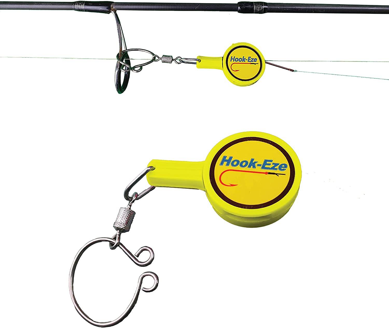 Tie hook to fishing line