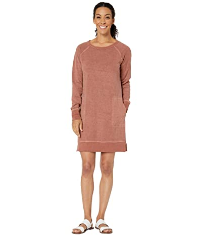 Toad&Co Epique Long Sleeve Dress (Paprika) Women