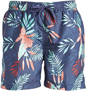 Kanu Surf Men's Escape Quick Dry Beach Volley Swim Trunk