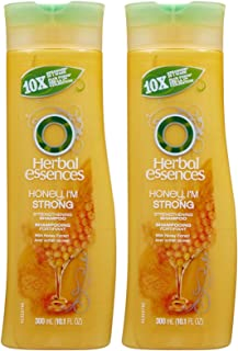 Herbal Essences Honey, I'm Strong Strengthening Hair Shampoo - 10.1 oz - 2 pk