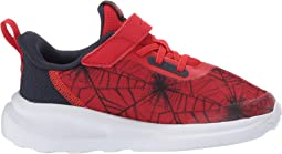 Footwear White/Vivid Red/Core Black