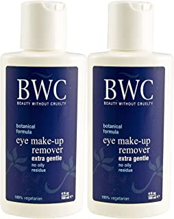 Beauty Without Cruelty Eye Makeup Remover, 4 oz, 2 Pack