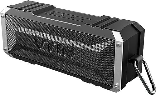 Vtin Punker -Altavoz Bluetooth , Premium 20W con Radiador Pasivo, 30 Horas de Emisión Continua ,Bluetooth 4.2 Altavoz...
