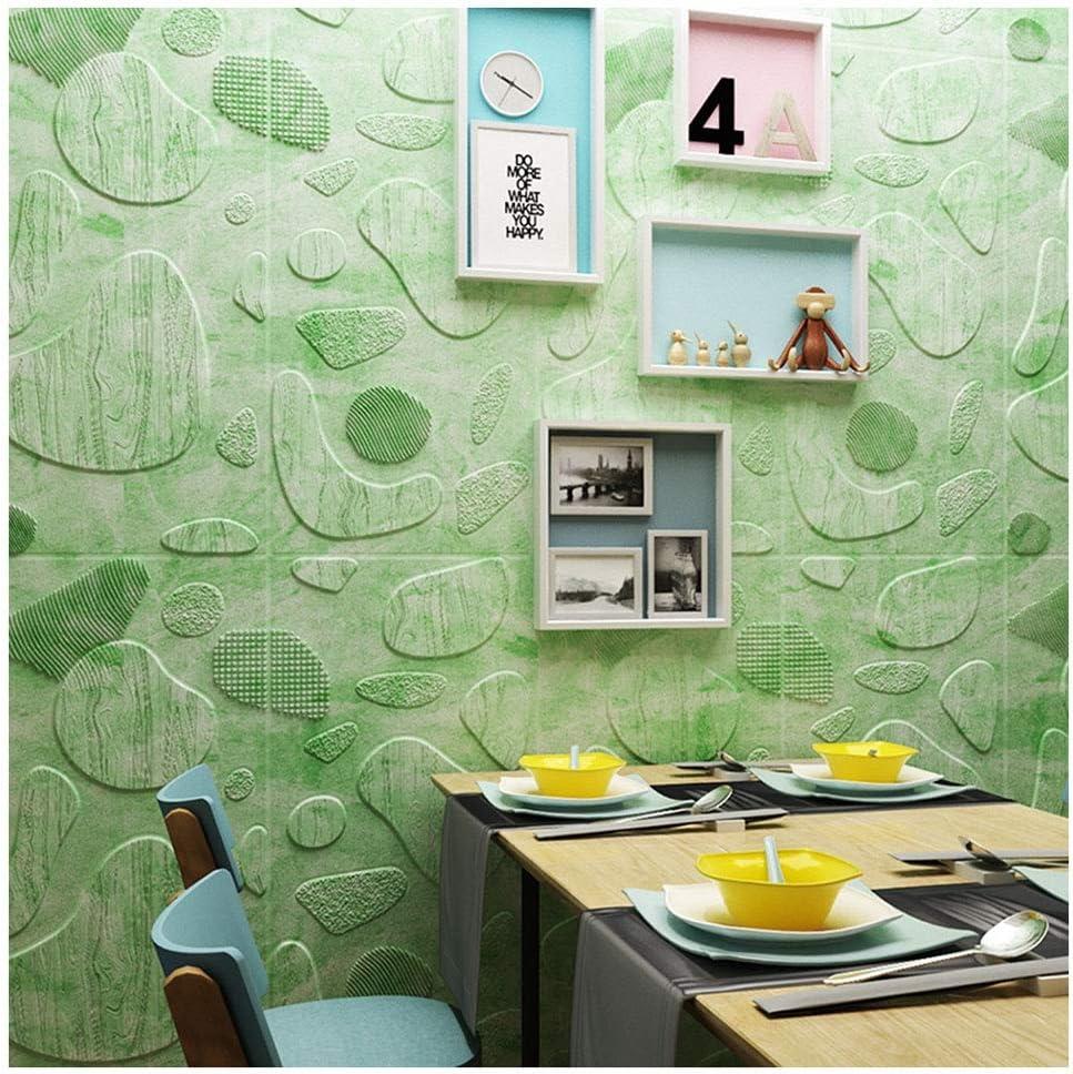 ZHANWEI 3D San Antonio Mall Wall Panels Wallpaper S Ranking TOP17 Waterproof Foam Self-Adhesive