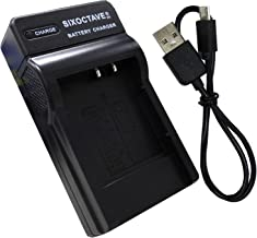 str 新チップ搭載 リコー DB-110 ペンタックス D-Li92 対応急速互換USB型 充電器 カメラ バッテリー チャージャー DB-110 / K-BC92J [メーカー純正互換ともに対応] GRIII / WG-6 / G900 /...