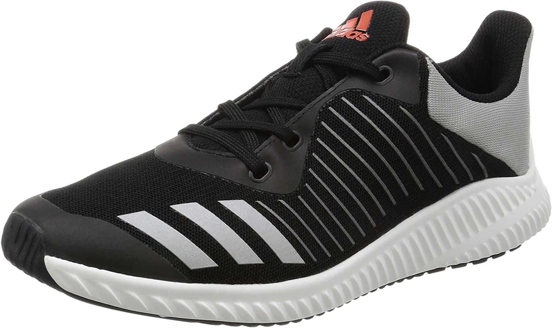 Adidas Fortarun K - cschwarz silvmt energy