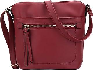 KKXIU Lightweight Crossbody Bags for Women Casual Ladies Shoulder Purses and Handbags