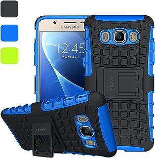 ykooe Funda Galaxy J5 2016, Samsung j5 2016 Teléfono Híbrida de Doble Capa con Soporte Carcasa para Samsung Galaxy J5 2016 5.2