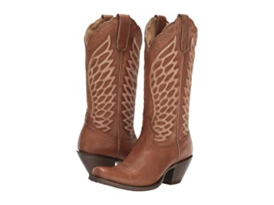 Ariat Monarch (Oak Bluff) Cowboy Boots