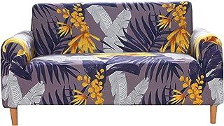 غطاء للأريكة، غطاء أريكة أنيق قابل للتمدد عالي الجودة غطاء واقٍ للأثاث (A-9،2 مقعد)