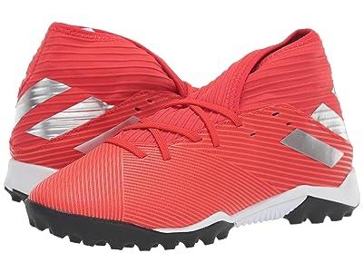 adidas Nemeziz 19.3 TF (Active Red/Silver Metallic/Solar Red) Men