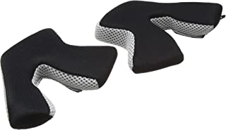 Troy Lee Designs Adult D3 Cheekpad BMX Helmet Accessories - White/Medium