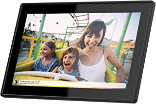 Feelcare 15.6 Inch 16GB WiFi Digital Picture Frame with FHD 1920×1080 IPS..