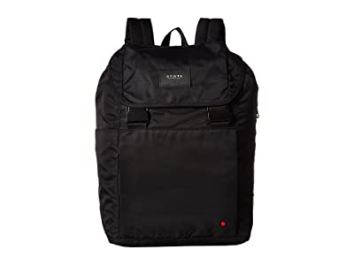 STATE Bags Nylon Benny Backpack (Black) Backpack Bags