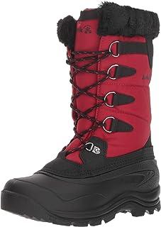 Kamik Wohombres Shellback Snow bota, rojo, 7 Medium US