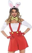 Leg Avenue Women's Darling Doodle Bunny Halloween Costume