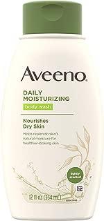 Aveeno Daily Moisturizing Body Wash by Aveeno for Unisex - 12 oz Body Wash, 354 ml