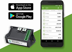 Bluetooth Battery Monitor, DC Power Meter