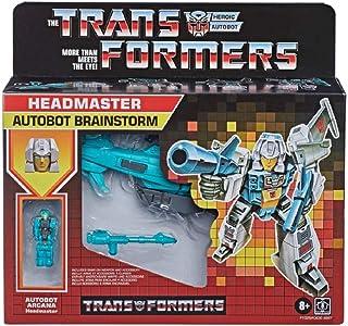 トランスフォーマー ウォルマート限定 レトロ ヘッドマスターズ デラックス クラス ブレインストーム / TRANSFORMERS 2021 Walmart EXCLUSIVE RETRO HEADMASTERS Deluxe Class BR...