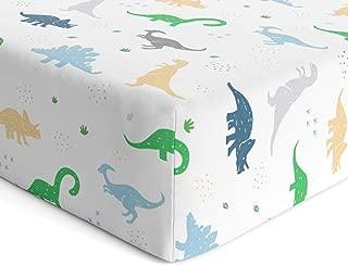 Best dinosaur crib sheet Reviews