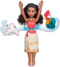 Disney Moana Water Play Doll - Float and Spin- Kids Toys - Ages 3+
