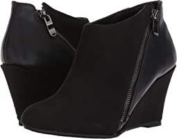 DL Violet Wedge Bootie