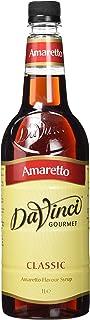 DaVinci Gourmet Classic Amaretto Syrup Pet, 1er Pack 1 x 1 l