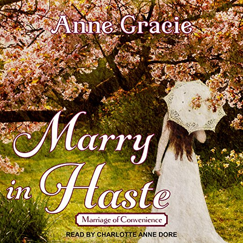 Marry in Haste audiobook cover art