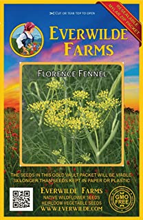 Herb Seeds Fennel Quick Sale Plant April Onwards