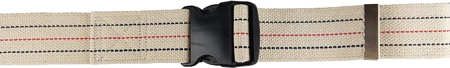 Blue Jay Gait Belt 2 in. x G Surprise price with 60 - Safety Release Spring new work one after another