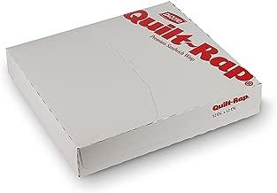Quik-Rap, LQ1212PL, White, Insulated Sandwich Paper, 12
