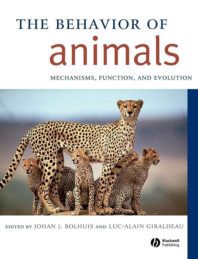 ブランド名痛いパースブラックボロウThe Behavior of Animals: Mechanisms, Function And Evolution