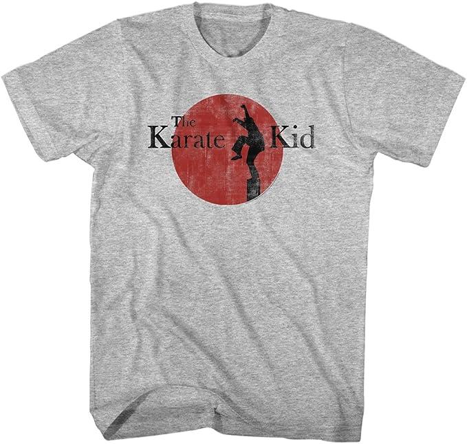 Youth T-Shirt Karate Kid American Classics 80s Logo