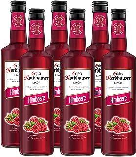 Echter Nordhäuser Himbeere Fruchtlikör 6 x 0.7 l