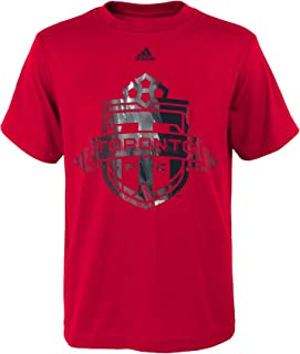 Outerstuff MLS Boys -War Paint Logo Short Sleeve Tee