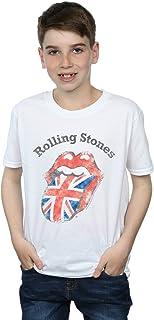 Rolling Stones Jungen UK Tongue T-Shirt