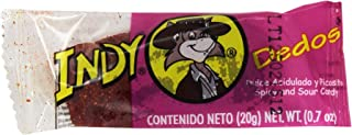 Indy Dedos Spicy and Sour Mexican Candy, 8.4 oz., 12 Count