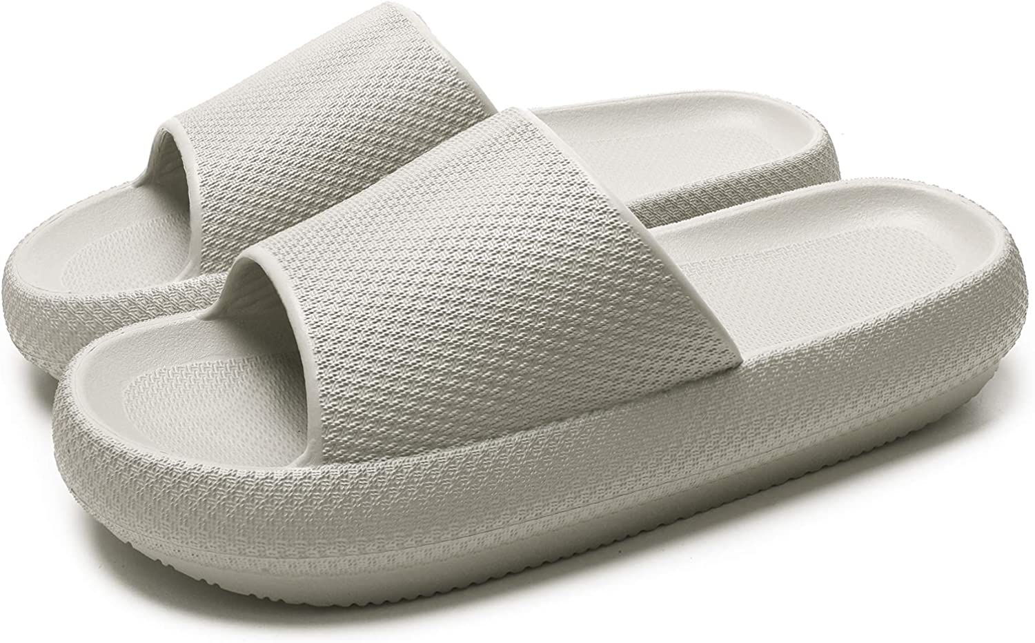 Chicago Mall Shower Slippers Non-Slip EVA Today's only Bath Platform To Open High