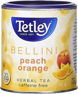 tetley cinnamon and orange tea