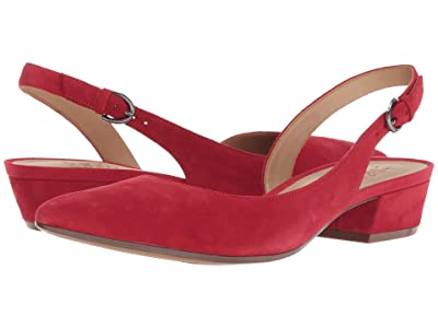 Naturalizer Banks (Hotsauce Suede) Women