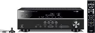 ヤマハ AVレシーバー 5.1ch/4K対応/Bluetooth内蔵 ブラック RX-V379(B)