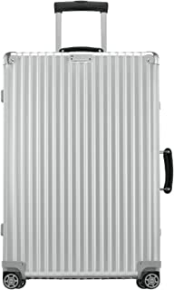 "Rimowa Classic Flight Carry on Luggage IATA 28"" Inch Cabin Multiwheel TSA Suitcase Silver"